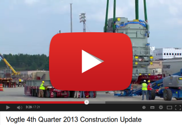 Vogtle 4th Quarter 2013 Construction Update
